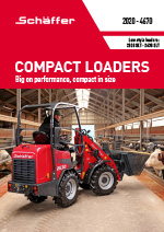 Compact Loader Agriculture